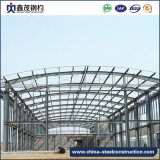 Almacén de la estructura de acero de la alta calidad del conjunto completo