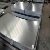 Los paneles de techo de metal corrugado Prepainted laminados en frío de chapa de acero galvanizado Galvalume