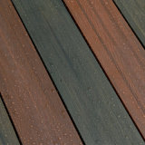 Antiderrapante e Waterproof Wood Plastic Composite Flooring