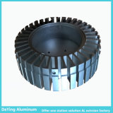 Disipador de calor competitivo de la protuberancia del perfil de Aluminum/Aluminium