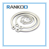 Anelli di conservazione dell'acciaio inossidabile DIN471 per l'asta cilindrica