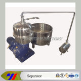 디스크 Bowl 3 단계 Centrifugal Milk Cream Separator