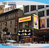 Montaje en pared exterior señal LED SMD P6 Pantalla de visualización digital de publicidad