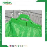 Totalizador durable reutilizable del carro de compras del bolso de Eco