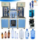 Máquina semi automática del moldeo por insuflación de aire comprimido del animal doméstico de 2 cavidades