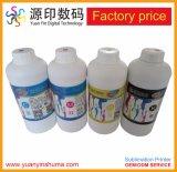 競争価格Yuanyin 1リットルの染料の昇華インク