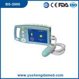 CE stable BS3000 approuvé de scanner de vessie de Palmtop