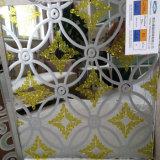 5mm 황금 장식적인 예술 유리 가격