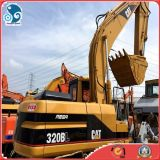 20t-G. W Used Excavator Caterpillar 320b Excavating Machinery (1CBMバケツ)