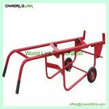 Vagone mobile del timpano di olio del carrello del timpano del carrello del timpano di olio di industria siderurgica