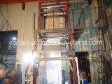 HDPE, машина штрангя-прессовани пленки LDPE дуя (SJ55-800)