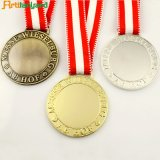 Серебряную медаль новейшей конструкции с мягкими эмаль