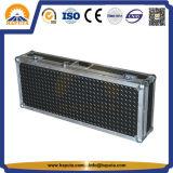 Caso Musical de guitarra preta de alumínio (IC-5106)