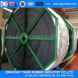 Nastro trasportatore della tela di canapa del cotone/acciaio di gomma per il nastro trasportatore di estrazione mineraria