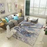 Tapete abstrata nórdicos sala de estar.