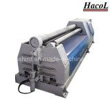 W11 MÁQUINA DE LAMINAÇÃO simétrica da série com três cilindros /Powered Slip rolos/máquina de laminação de placa/ máquina de dobragem da placa/Pasta Machine/