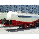 De Vrachtwagen van het Cement van de Tank van het Poeder van de Compressor van de lucht