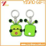 Trousseau de clés personnalisé en métal de modèle pour les cadeaux promotionnels (YB-LY-MK-19)