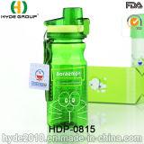 Портативный оптовой BPA Бесплатные пластиковые бутылки воды (ПВР-0815)