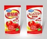 Sumo de giratório automático Ketchup de detergente da máquina de embalagem de Enchimento