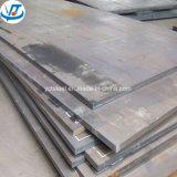 Feuille d'acier résistant d'usure NM400 Nm450 Nm500 Plaque en acier à l'abrasion