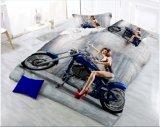 Poliéster barato conjunto de roupa de cama impressos em 3D