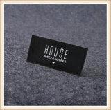 Kundenspezifischer Markendesign Soem-Stutzen gesponnene Kennsätze für Kleidung