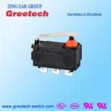 IP67 Subminiature Waterdichte Micro- Schakelaar voor Airconditioningstoestel