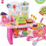 Het plastic MiniStuk speelgoed van het Spel van de Supermarkt met En71