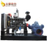 Serie agrícola 90kw de la bomba de agua de irrigación 12sh con la fábrica de la original de Weifang