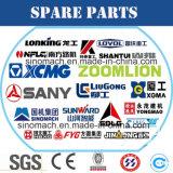 إمداد تموين يشبع [سري] من [إكسكمغ] /Liugong /Shantui /Xgma /Sany /Zoomlion /Lovol /Longking /Sinomach /Sunward /Jonyang حفّار عجلة محمّل [سبر برت]