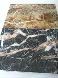 Panel de PVC de pared interior con Diseños Marble
