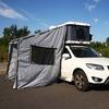 2 Pessoa Ultralight Auto Roof Top Camping Tenda Hard Shell