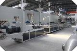 Plastikextruder für das Rohr-Profil-Körnchen, das Maschine herstellt