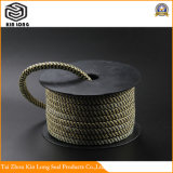 En fibre aramide utilisées dans d'emballage vapeur surchauffée, solvant, Liquéfié, sirop de vapeur.