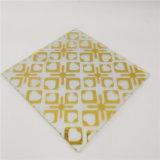 Китай заводская цена 5мм желтого цвета стекло прикладное искусство