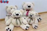 Yangzhou는 낮은 Pirce를 가진 견면 벨벳에 의하여 채워진 장난감 브라운 장난감 곰을 제조했다