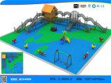 De openlucht Apparatuur van de Speelplaats van de Kabel