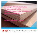 Dünner Möbel-Grad-Handelsfurnierholz mit rotem Okoume Gesicht und Naf Bescheinigungen