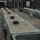 Riga completa produzione dei pezzi fusi del metallo con il reticolo della gomma piuma di ENV