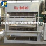 Ei-Tellersegment, das Maschinen-Ei-Tellersegment herstellt, Fertigung-Papiermassen-Ei-Tellersegment maschinell zu bearbeiten