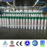 熱い販売0.68L 1L 2.75L 4.55L 10Lのアルミニウム酸素ボンベ