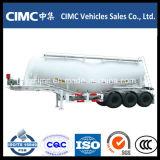 Cimc 50cbm 대량 시멘트 유조선 트레일러
