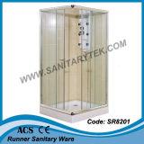 Boîtier carré douche & cabines de douche (SR8201)