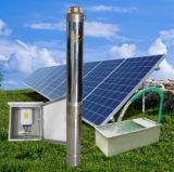 Preis-Solarwasser-Pumpe für Landwirtschafts-versenkbare Wasser-Solarpumpe