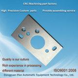 鋼鉄精密製粉のあくCNCの中央自動機械予備品