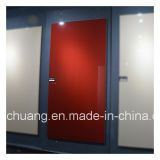 Прокатанный любимчиком лист MDF для мебели качества верхнего сегмента (серый цвет)