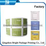 PE бумага с покрытием для гранулированный сахар, Coffea Саше упаковки