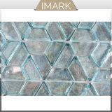 水のプールのタイルのためのガラスモザイク・タイルの六角形のモザイク模様