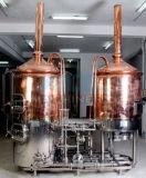 Calefacción eléctrica calefacción de gas calefacción a vapor cerveza hervidor de agua hirviendo opcional